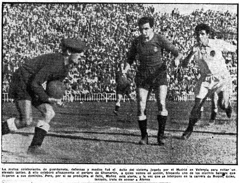 11.05.1952: Valencia CF 2 - 1 Real Madrid