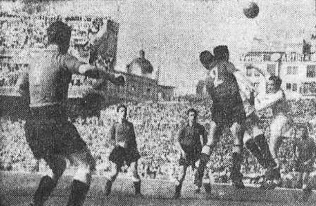 18.05.1952: Real Madrid 1 - 1 Valencia CF