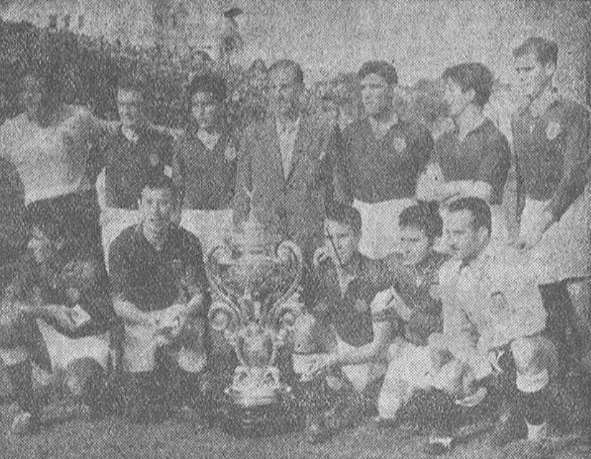 22.06.1952: Olymp. Roubaix 1 - 2 Valencia CF