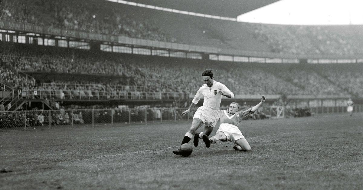 22.12.1953: Holanda 2 - 3 Valencia CF