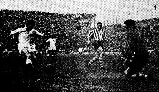 08.03.1953: Valencia CF 3 - 1 Athletic Club