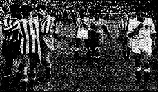 12.04.1953: Valencia CF 1 - 2 At. Madrid