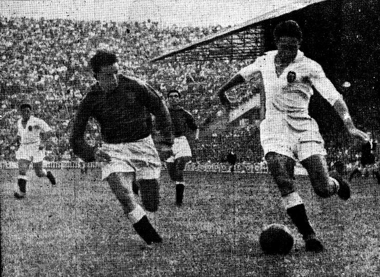 27.09.1953: Valencia CF 3 - 0 Real Oviedo