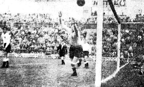 03.01.1954: Valencia CF 2 - 5 Rapid Viena
