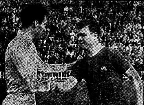 14.02.1954: Valencia CF 1 - 0 FC Barcelona