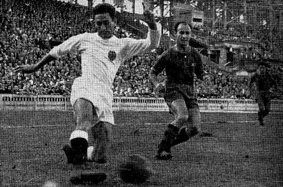 17.10.1954: Valencia CF 4 - 1 FC Barcelona