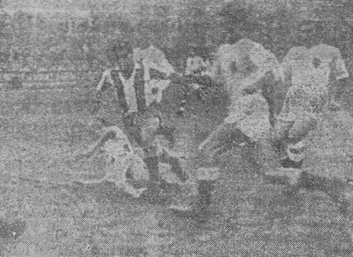 24.10.1954: Dep. Coruña 2 - 1 Valencia CF
