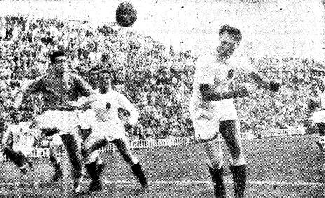 12.12.1954: Valencia CF 2 - 1 Celta de Vigo