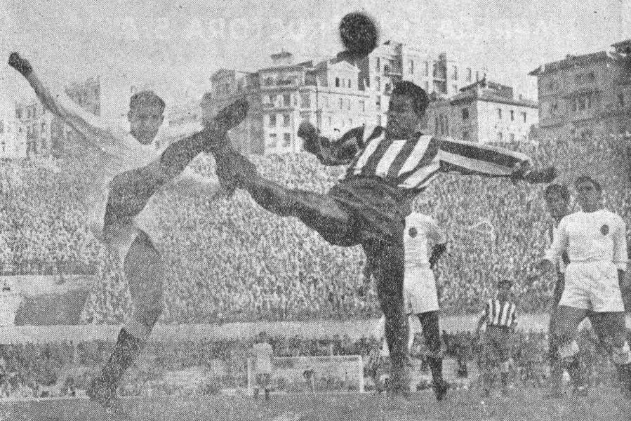 19.12.1954: At. Madrid 2 - 3 Valencia CF