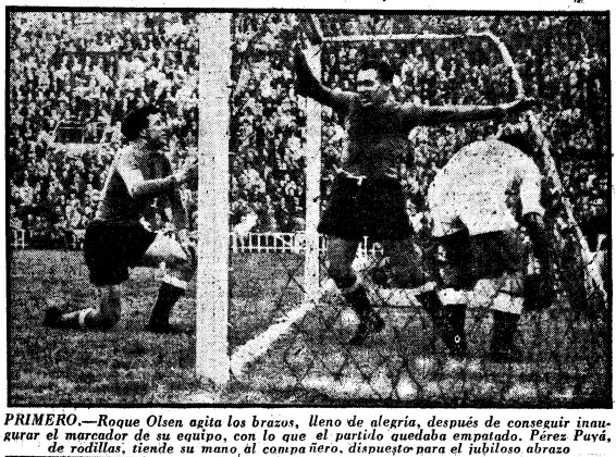26.12.1954: Valencia CF 1 - 3 Real Madrid