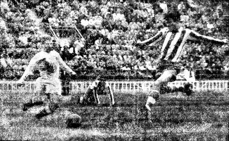 09.01.1955: Valencia CF 0 - 2 Málaga CF