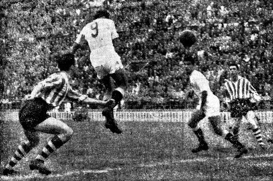 23.01.1955: Valencia CF 3 - 2 Athletic Club