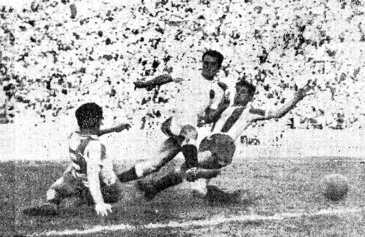 06.02.1955: Valencia CF 4 - 0 Dep. Coruña