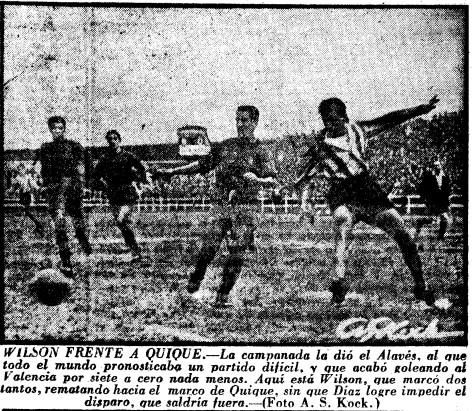 20.03.1955: Dep. Alavés 7 - 0 Valencia CF