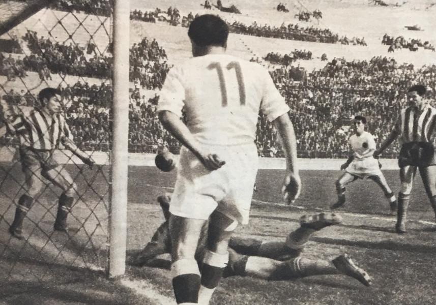 10.04.1955: Valencia CF 4 - 4 At. Madrid
