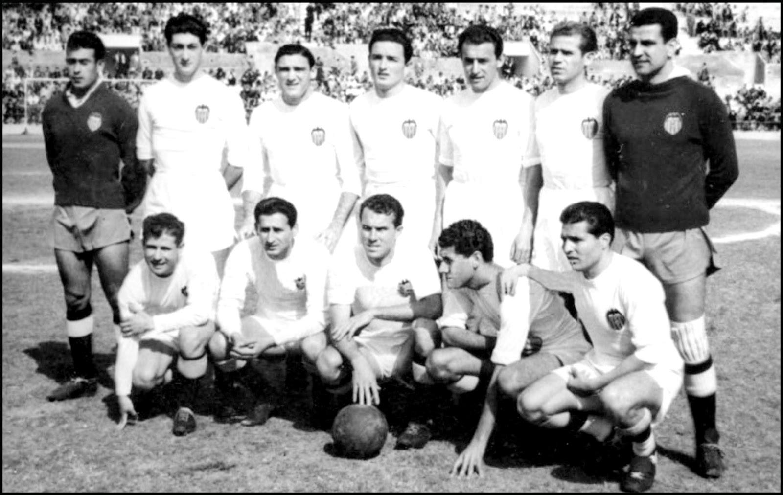 24.04.1955: UD Las Palmas 3 - 0 Valencia CF