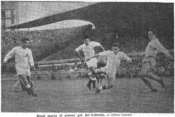 27.04.1955: UD Las Palmas 1 - 4 Valencia CF