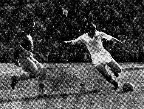 01.05.1955: Sevilla FC 5 - 1 Valencia CF