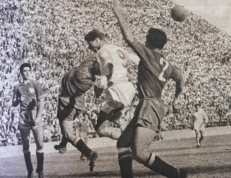 08.05.1955: Valencia CF 4 - 1 Sevilla FC