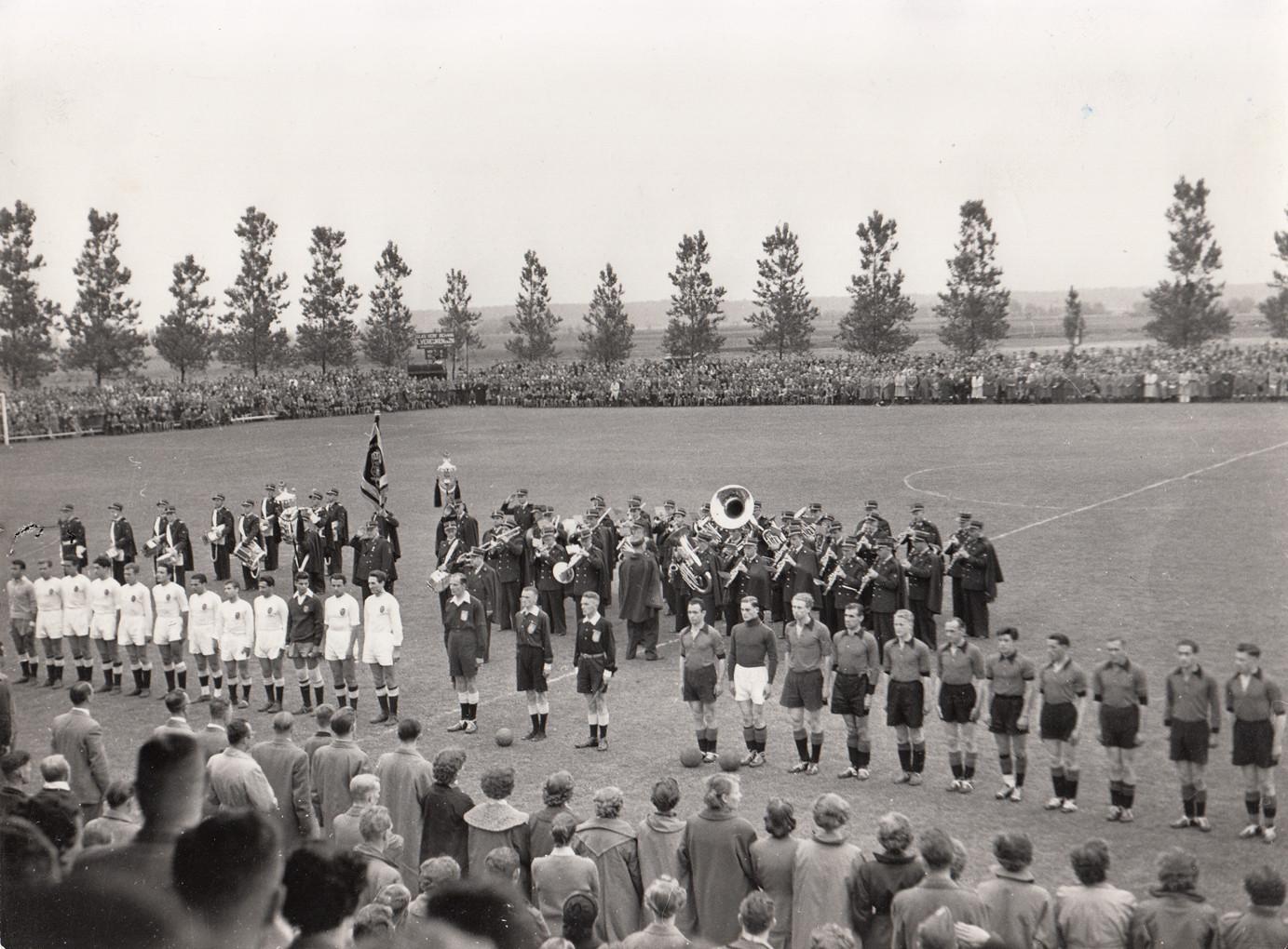 14.06.1955: SC Helmondia 1 - 2 Valencia CF