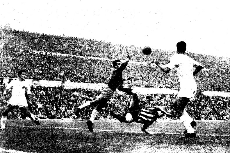23.10.1955: At. Madrid 3 - 1 Valencia CF
