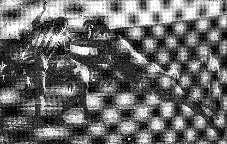 05.02.1956: RCD Espanyol 0 - 1 Valencia CF