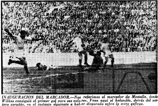 11.03.1956: Valencia CF 4 - 0 Dep. Coruña