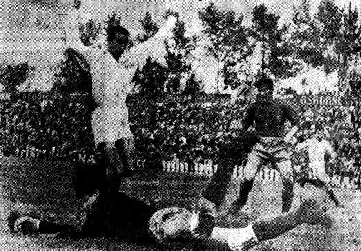 15.04.1956: Sevilla FC 4 - 0 Valencia CF