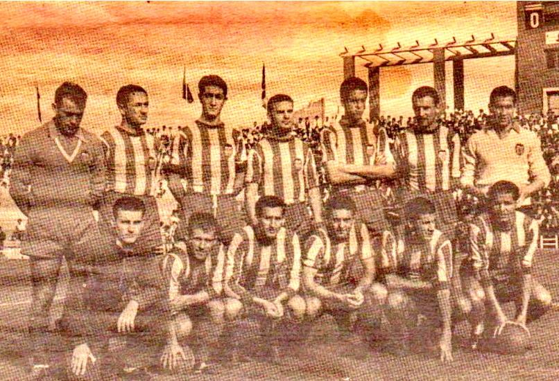 30.09.1956: Real Valladolid 4 - 0 Valencia CF
