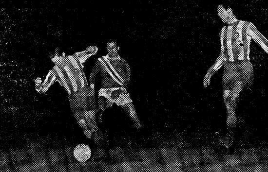 22.12.1956: CD Condal 1 - 1 Valencia CF