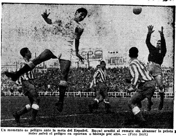 30.12.1956: RCD Espanyol 3 - 0 Valencia CF