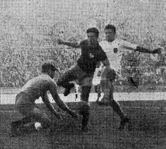 06.01.1957: Valencia CF 2 - 0 Sevilla FC