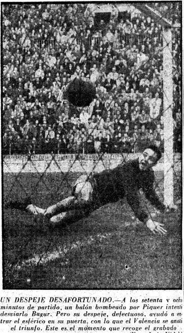 03.03.1957: Valencia CF 3 - 2 Real Sociedad