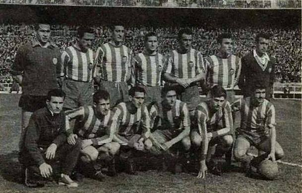 24.03.1957: Real Madrid 2 - 0 Valencia CF