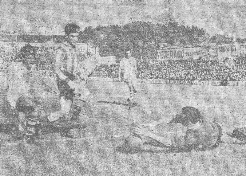 14.04.1957: Celta de Vigo 2 - 1 Valencia CF