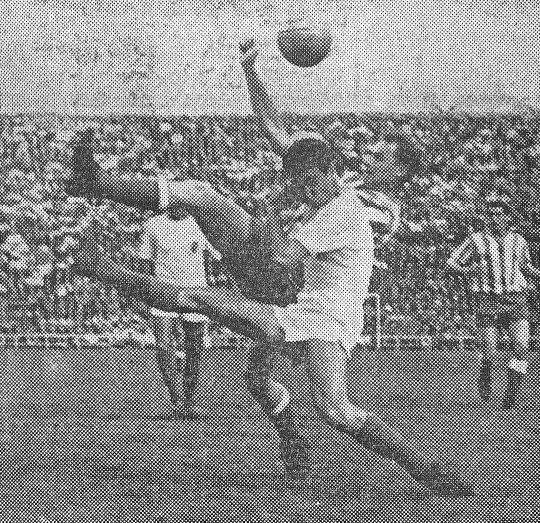 02.06.1957: RCD Espanyol 1 - 0 Valencia CF
