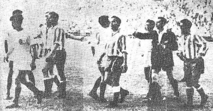 09.06.1957: Valencia CF 1 - 1 RCD Espanyol