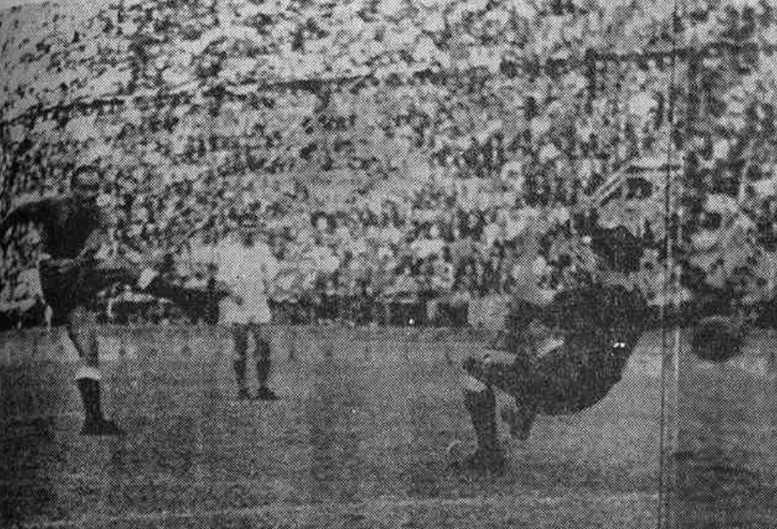 06.10.1957: Valencia CF 2 - 2 Real Madrid
