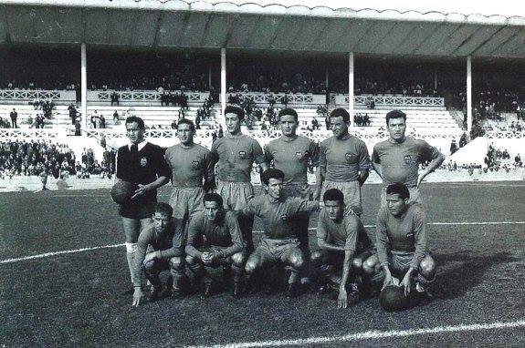 13.10.1957: Real Sociedad 0 - 0 Valencia CF