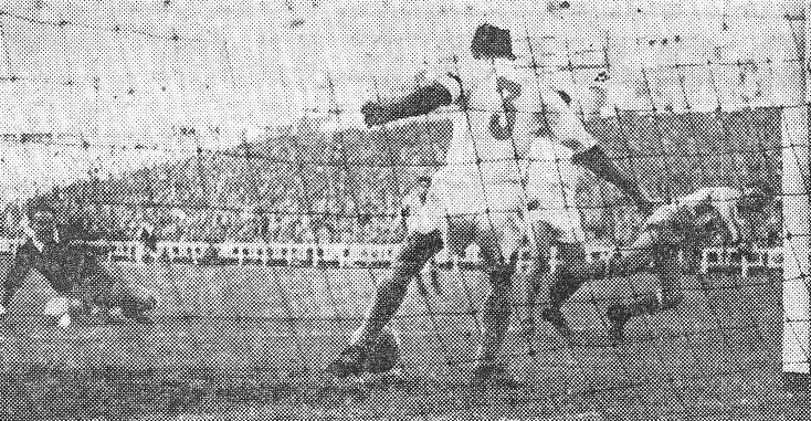 10.11.1957: RCD Espanyol 0 - 0 Valencia CF