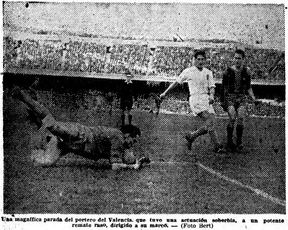 12.01.1958: FC Barcelona 1 - 1 Valencia CF