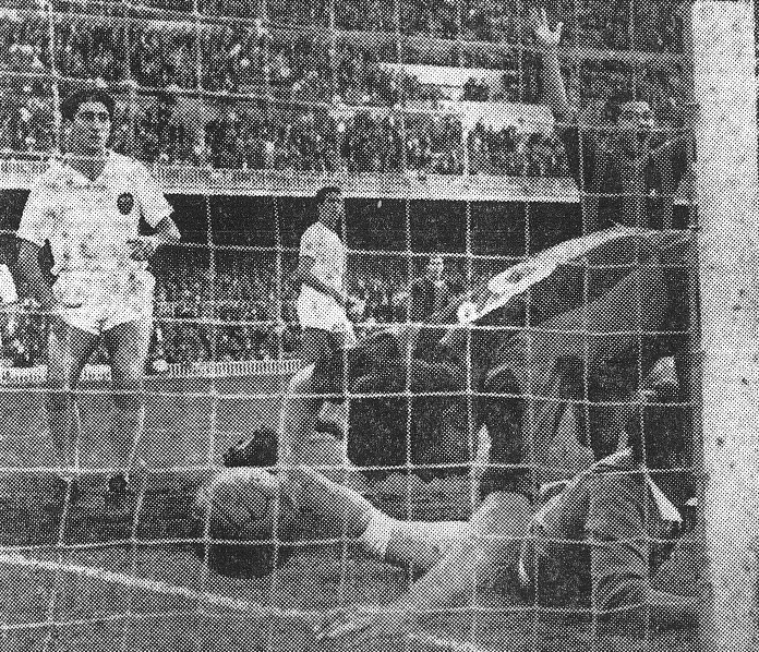 01.06.1958: FC Barcelona 3 - 0 Valencia CF