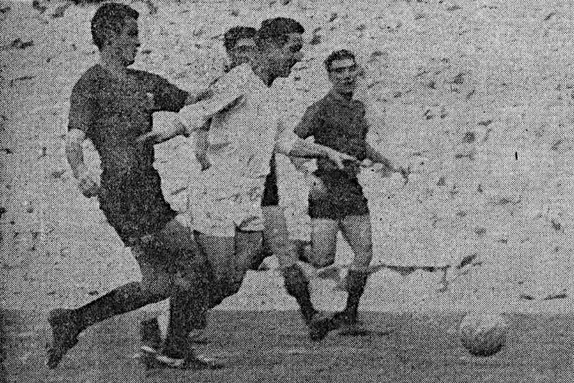 16.11.1958: Real Madrid 3 - 0 Valencia CF