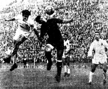 08.12.1958: Valencia CF 0 - 0 CA Osasuna