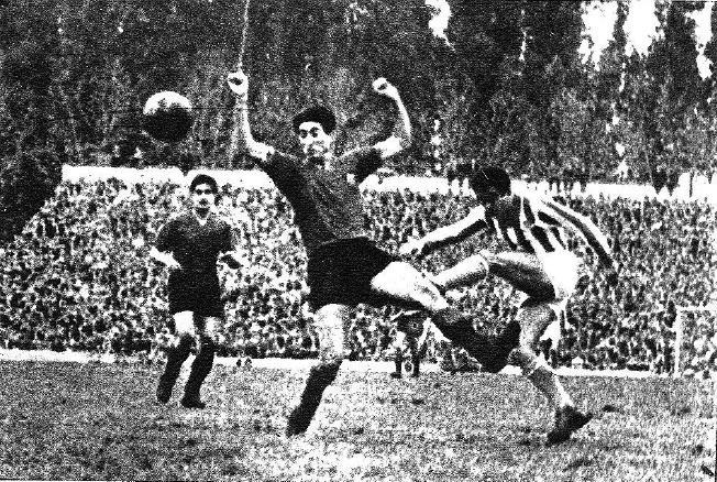 14.12.1958: Real Betis 1 - 1 Valencia CF