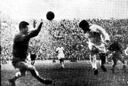 28.12.1958: Valencia CF 3 - 3 Real Zaragoza