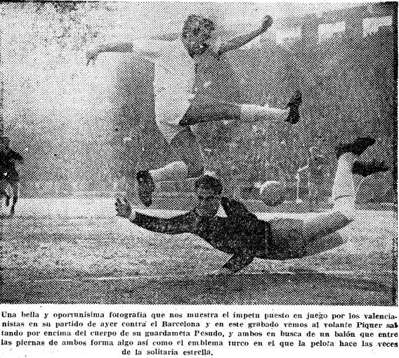 04.01.1959: Valencia CF 1 - 2 FC Barcelona
