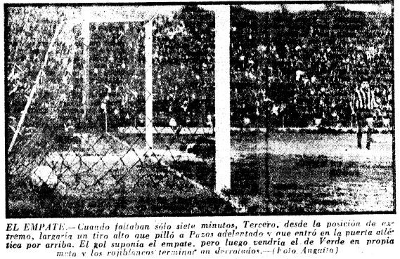24.05.1959: Valencia CF 2 - 1 At. Madrid