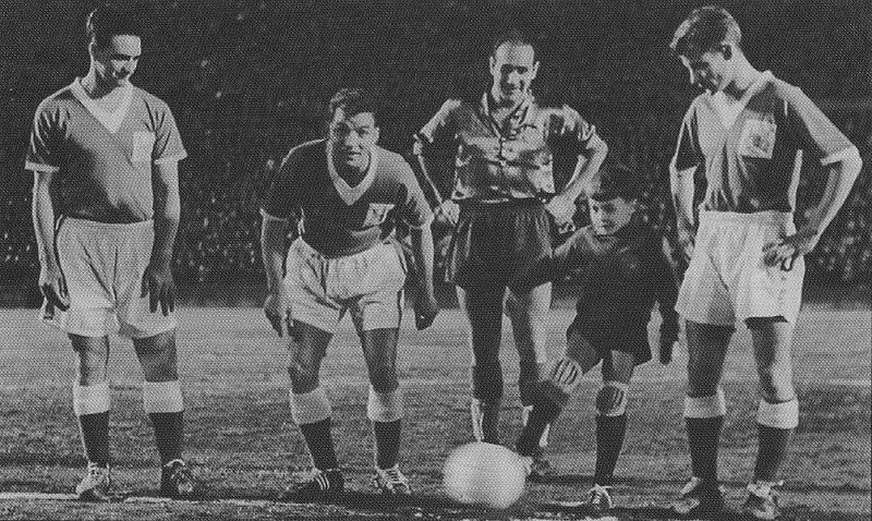 27.05.1959: Valencia CF 0 - 1 Nottingham F.