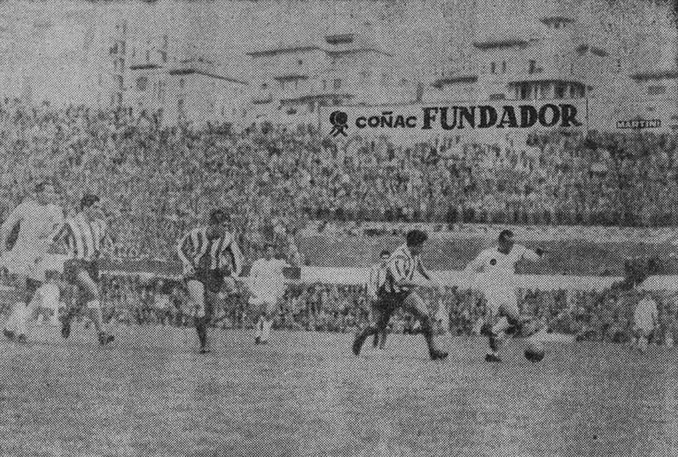 15.11.1959: At. Madrid 0 - 0 Valencia CF